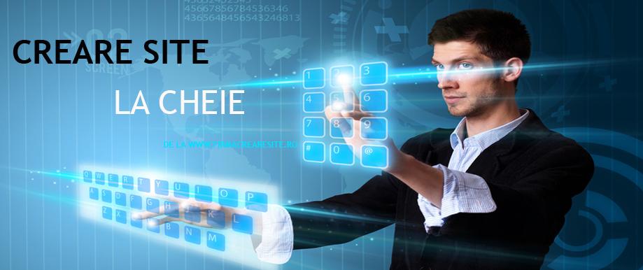 creare-site-la-cheie